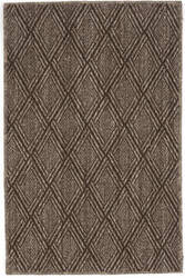 Dash And Albert Diamond Rda429 Greige Area Rug