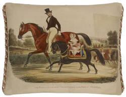 Designers Guild Royal Promenade Pillow 176116 Linen