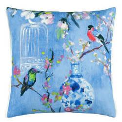 Designers Guild Istoriato Pillow 176059 Cobalt