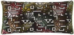 Designers Guild Casablanca Pillow 176002 Berry