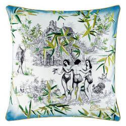Designers Guild Exotisme Pillow 176036 Opale
