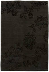 Due Process Adaptations Lotus Walnut Area Rug