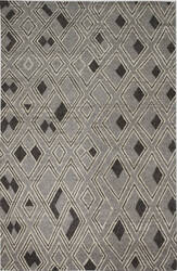 Due Process African Montol  Area Rug