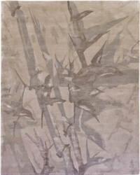 Due Process Nouveau Bamboo Grey Area Rug