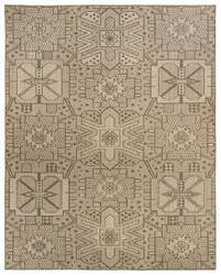 Due Process Sisal De Tapis Channing Salt And Pepper Area Rug