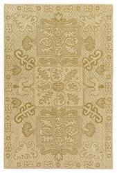 Due Process Century Sisal Khan Sand Area Rug