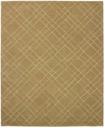 Due Process Tufted Allesio Camel Area Rug