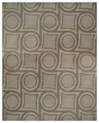 Due Process Nouveau Boswell Rosewood Area Rug
