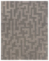 Due Process Century Mochka Metal Area Rug