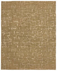 Due Process Century Marshall Umber Area Rug