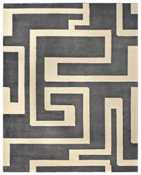 Due Process Century Troy Ivory Area Rug