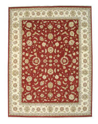 Eastern Rugs Agra 22765 Red Area Rug