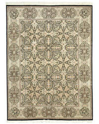 Eastern Rugs Pak-Modern 8988 Black Area Rug