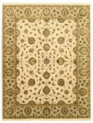 Eastern Rugs One-Of-A-Kind 8996 Beige Area Rug