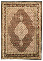 Eastern Rugs One-Of-A-Kind 9059 Black Area Rug