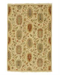Eastern Rugs Agra 9098 Ivory Area Rug