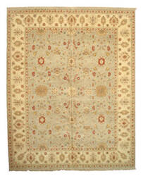 Eastern Rugs Agra 9141 Grey Area Rug