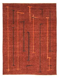 Eastern Rugs Peshawar 9216 Red Area Rug
