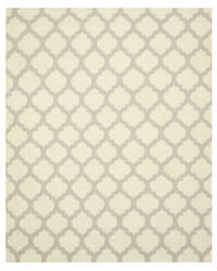 Eastern Rugs Modern Moroccan Dm11iv Ivory Area Rug