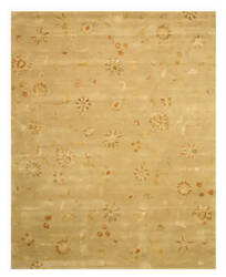 Eastern Rugs Charlotte Ie37gn Green Area Rug