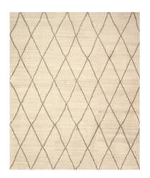 Eastern Rugs Tribal Sht22iv Ivory Area Rug