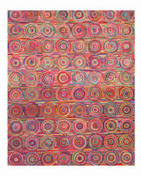 Eastern Rugs Sari T121mu Multi Area Rug