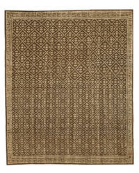 Eastern Rugs Kotan T137bn Brown Area Rug