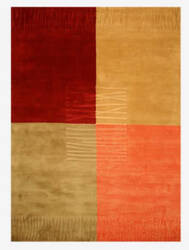 Eastern Rugs Madrid Vc520mu Multi Area Rug