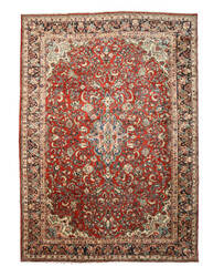 Eastern Rugs Mahal X23414 Rust Area Rug