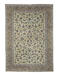 Eastern Rugs Alaghemand-Kashan X28725 Green Area Rug