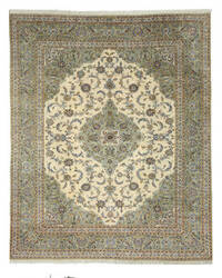Eastern Rugs One-Of-A-Kind X28734 Ivory Area Rug