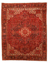 Eastern Rugs Heriz X29175 Red Area Rug