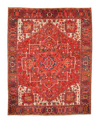Eastern Rugs Heriz X33198 Rust Area Rug