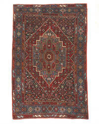 Eastern Rugs Gholtogh X34984 Red Area Rug