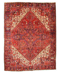 Eastern Rugs Heriz X35233 Red Area Rug
