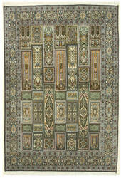 Eastern Rugs Kashmir X35677 Multicolor Area Rug