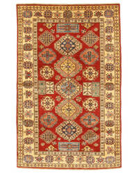 Eastern Rugs Super Kazak X35834 Red Area Rug