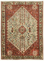 Eastern Rugs Abadeh Yz797 Ivory Area Rug