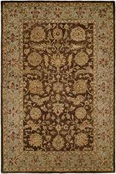 Kalaty Empire EM-290 Brown-Light Blue Area Rug