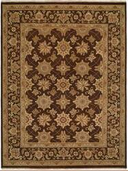 Rugstudio Sample Sale 41515R Brown Area Rug