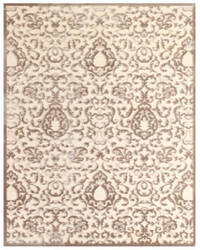 Feizy Saphir Zam 3115f Cream - Gray Area Rug