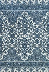 Feizy Carina 4134f Indigo - White Area Rug