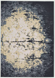 Feizy Bleecker 3590f Charcoal Area Rug