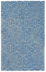Feizy Baxter 8370f Midnight Blue Area Rug