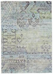 Feizy Katari 3376f Mint - Taupe Area Rug