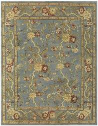 Rugstudio Famous Maker 39229 Steel Area Rug