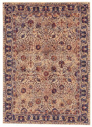 Feizy Hammond 3514f Taupe - Rust Area Rug