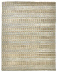 Feizy Odell 6385f Tan - Silver Area Rug