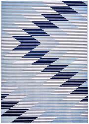 Feizy Marigold 3830f Gray - Light Blue Area Rug
