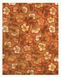 Rugstudio Famous Maker 39457 Chocolate-Cherry Area Rug